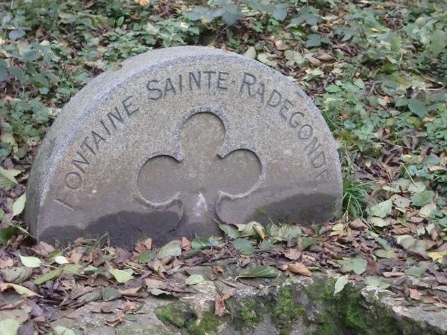 Fontaine Sainte-Radegonde