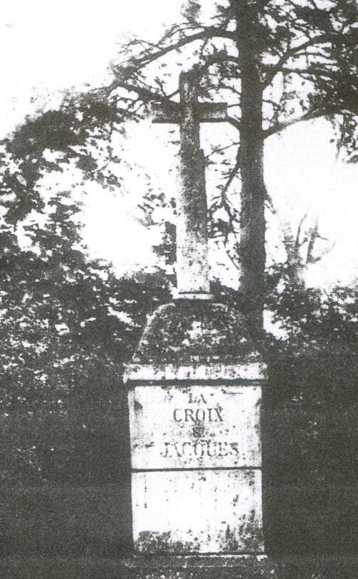 La Croix Saint-Jacques de Saint-Prix