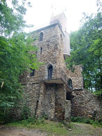 Tour du Plumet - Forêt de Montmorency