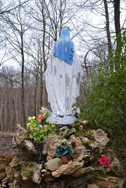 La Vierge noire de la Forêt de Montmorency