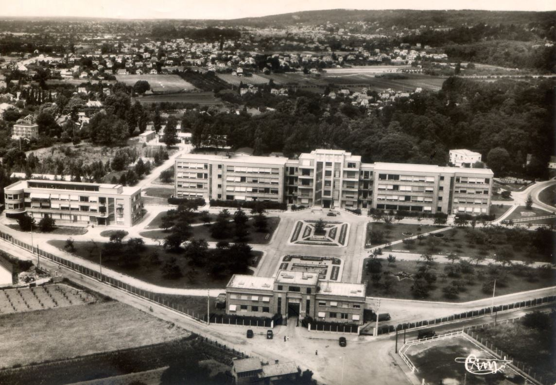 Hôpital Emile Roux à Eaubonne