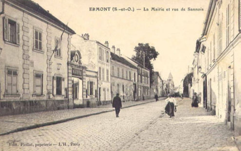 Ancienne mairie Ermont (site Photimages.canalblog.com))