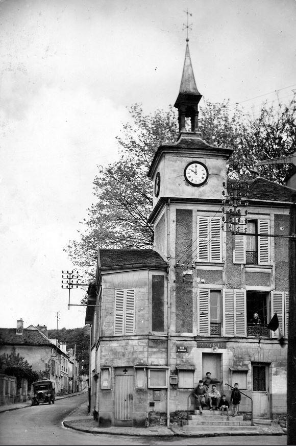 Ancienne mairie de Margency