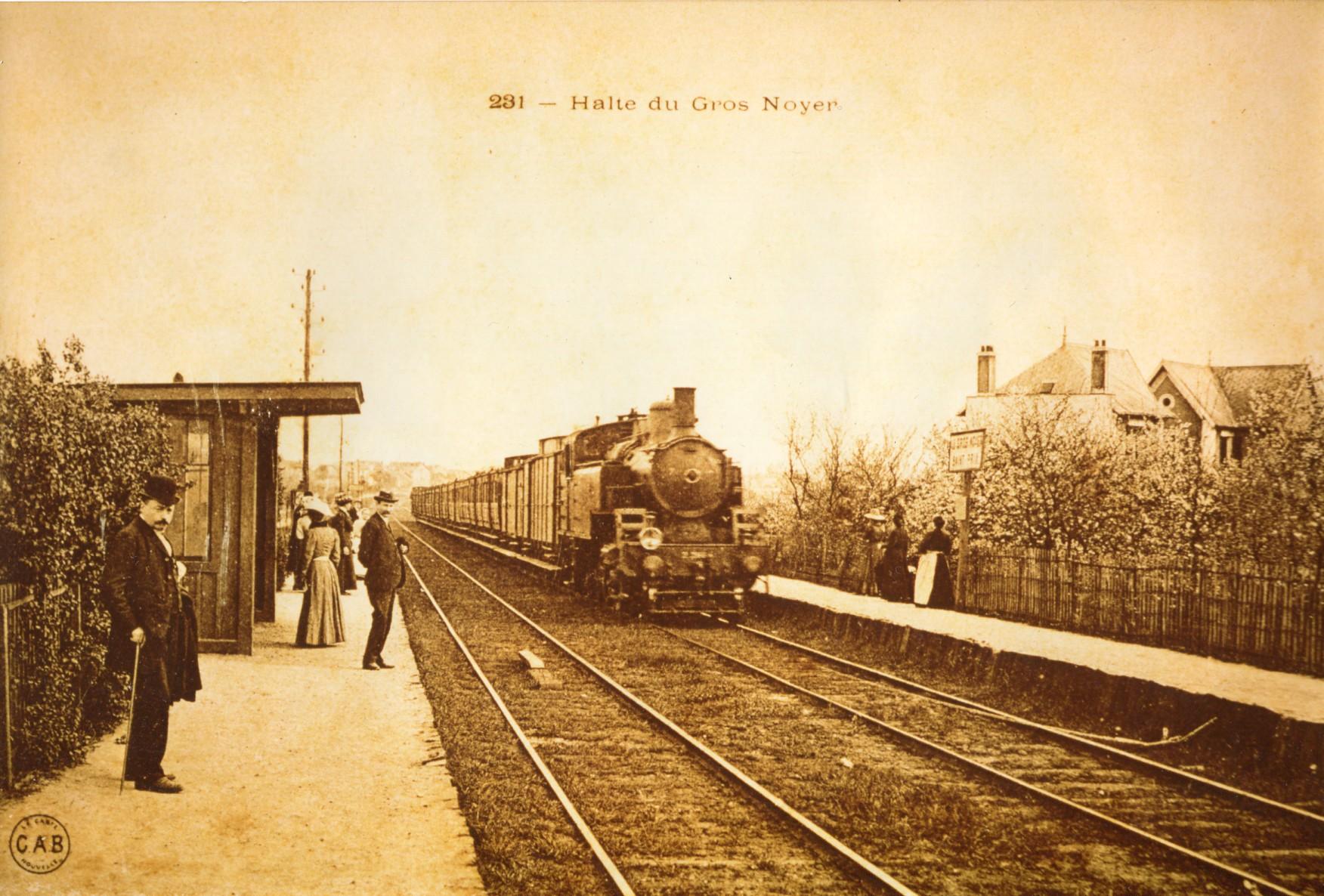 Gare de