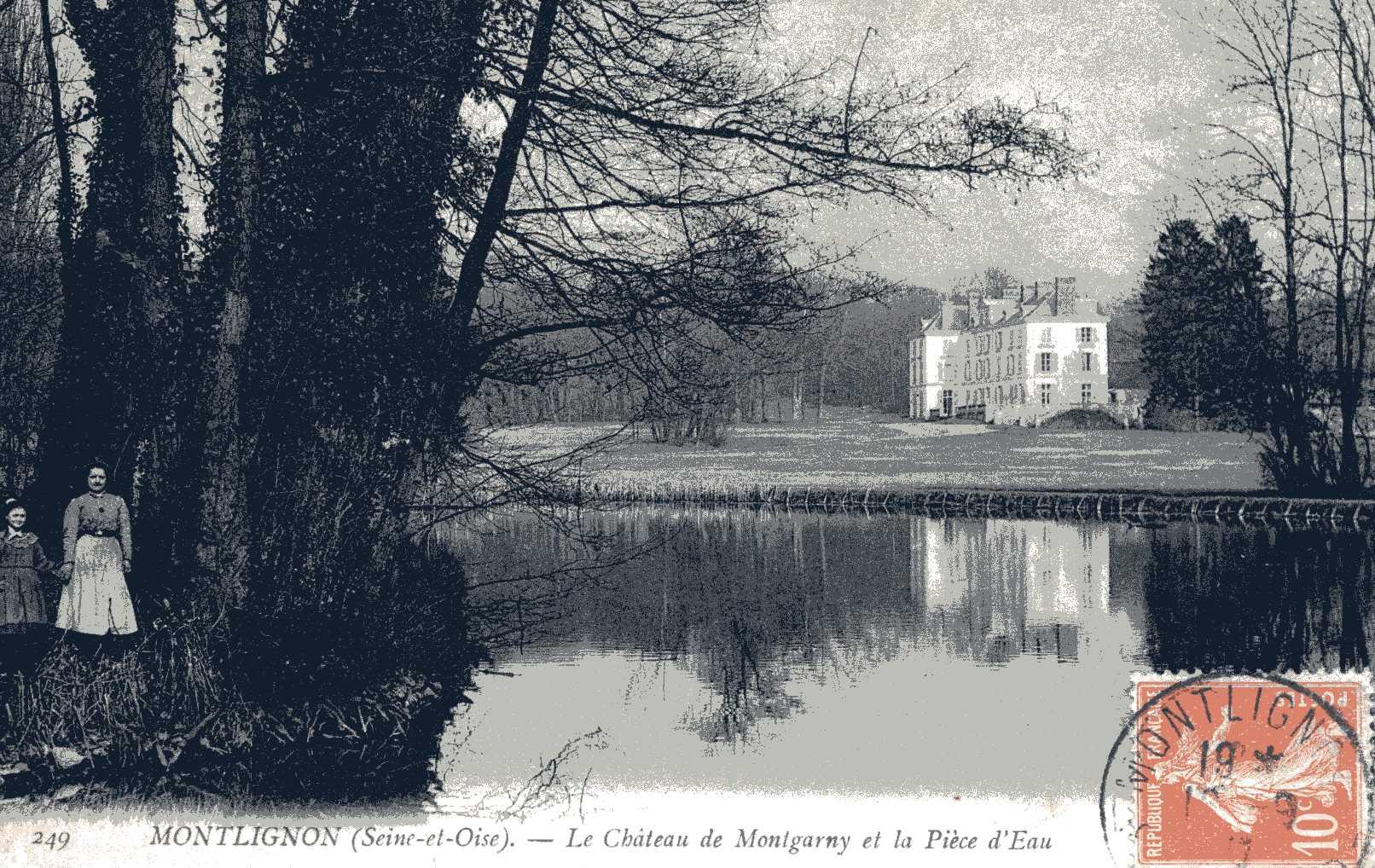Château de Maugarny (Montgarny)