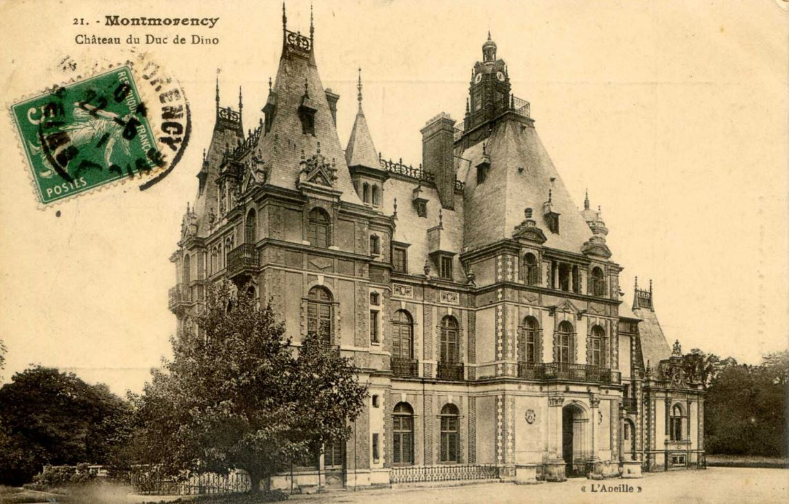 Château du Duc de Dino