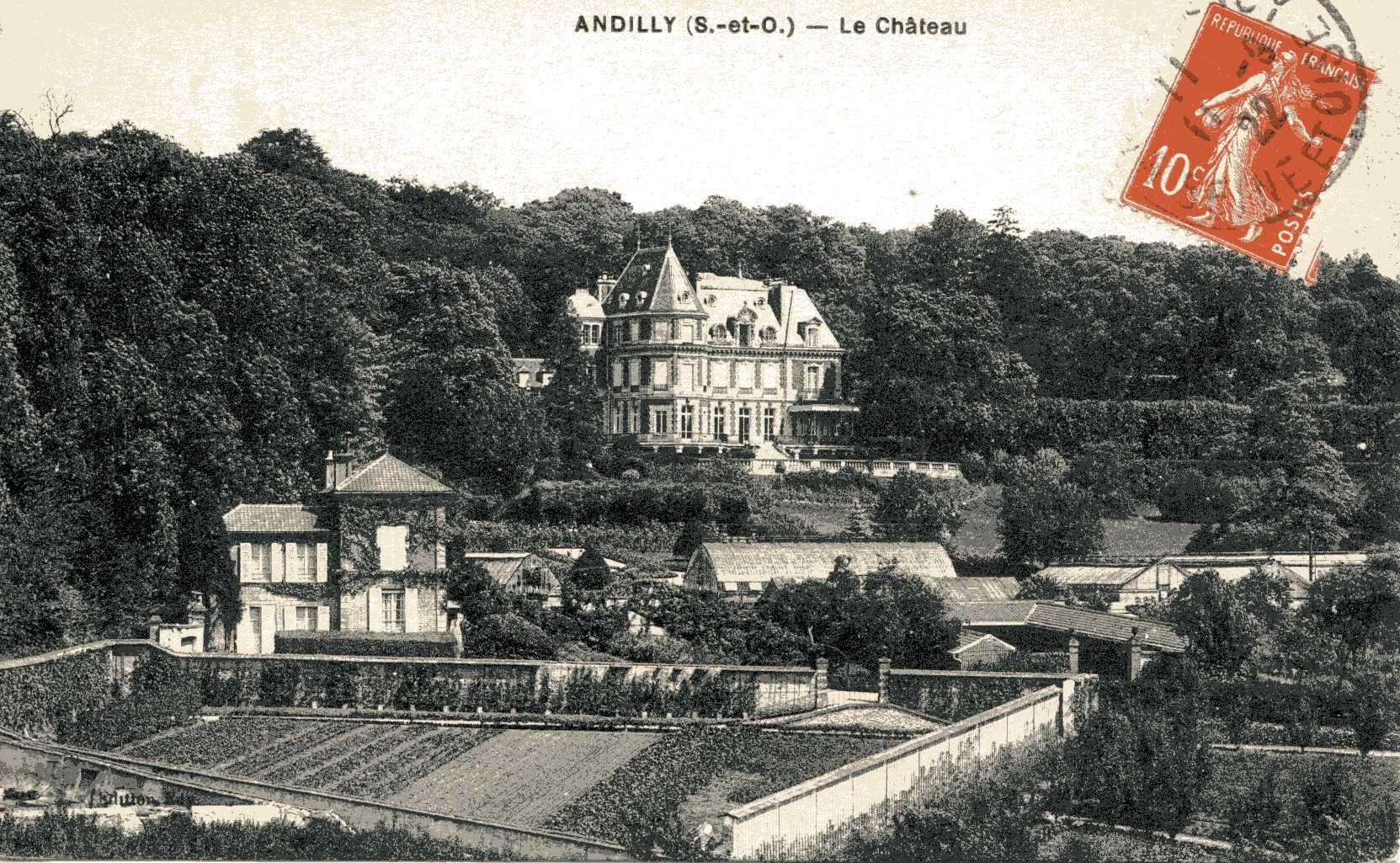 Château Rodocanachi (dit