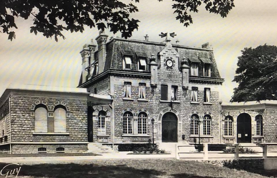 Mairie de Saint-Gratien (collection JP Bousquet)