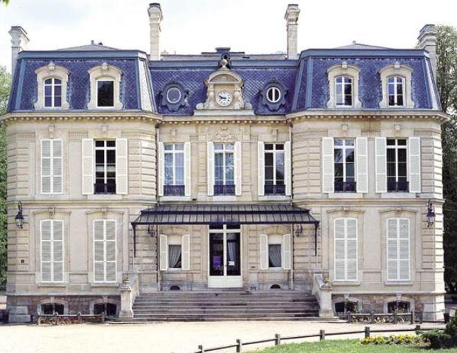 Château de la chaumette (photo issue site internet Saint-Leu Tourisme)