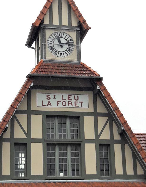 Gare de Saint-Leu-la-Forêt