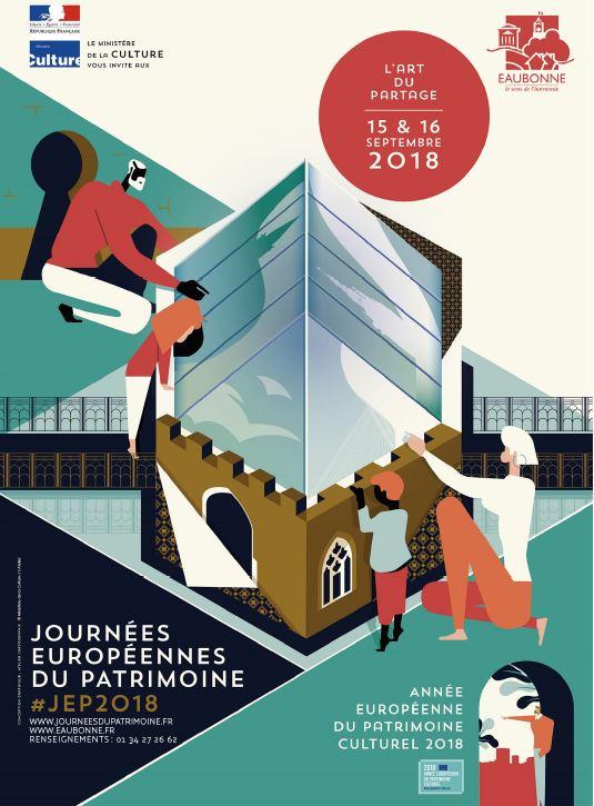 Journées du Patrimoine à Eaubonne