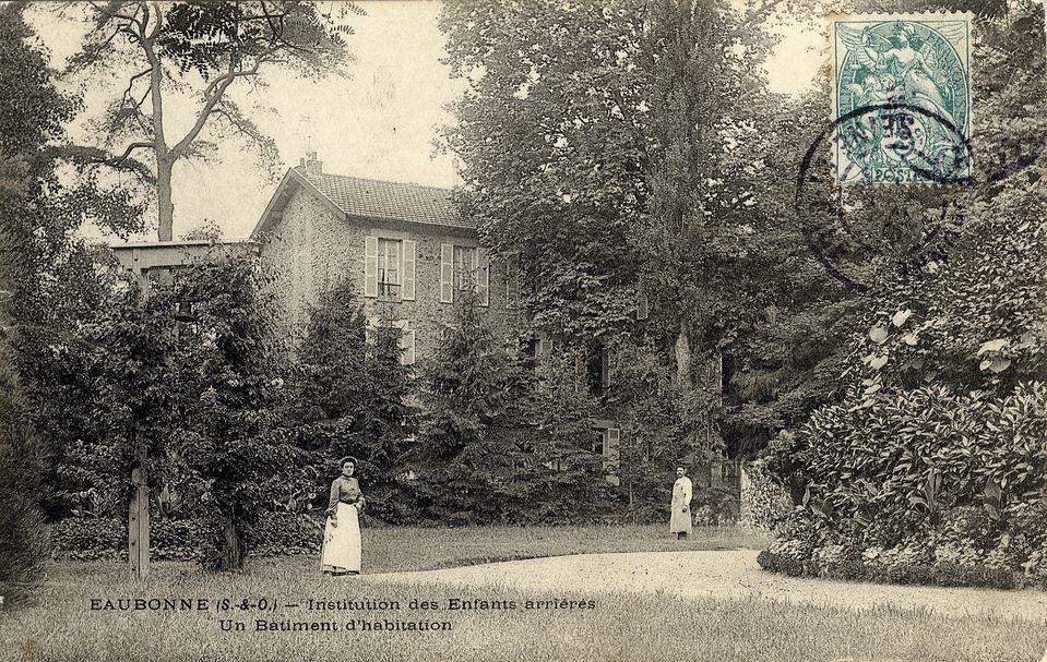 Institut d'Eaubonne (institution des Enfants arriérés)
