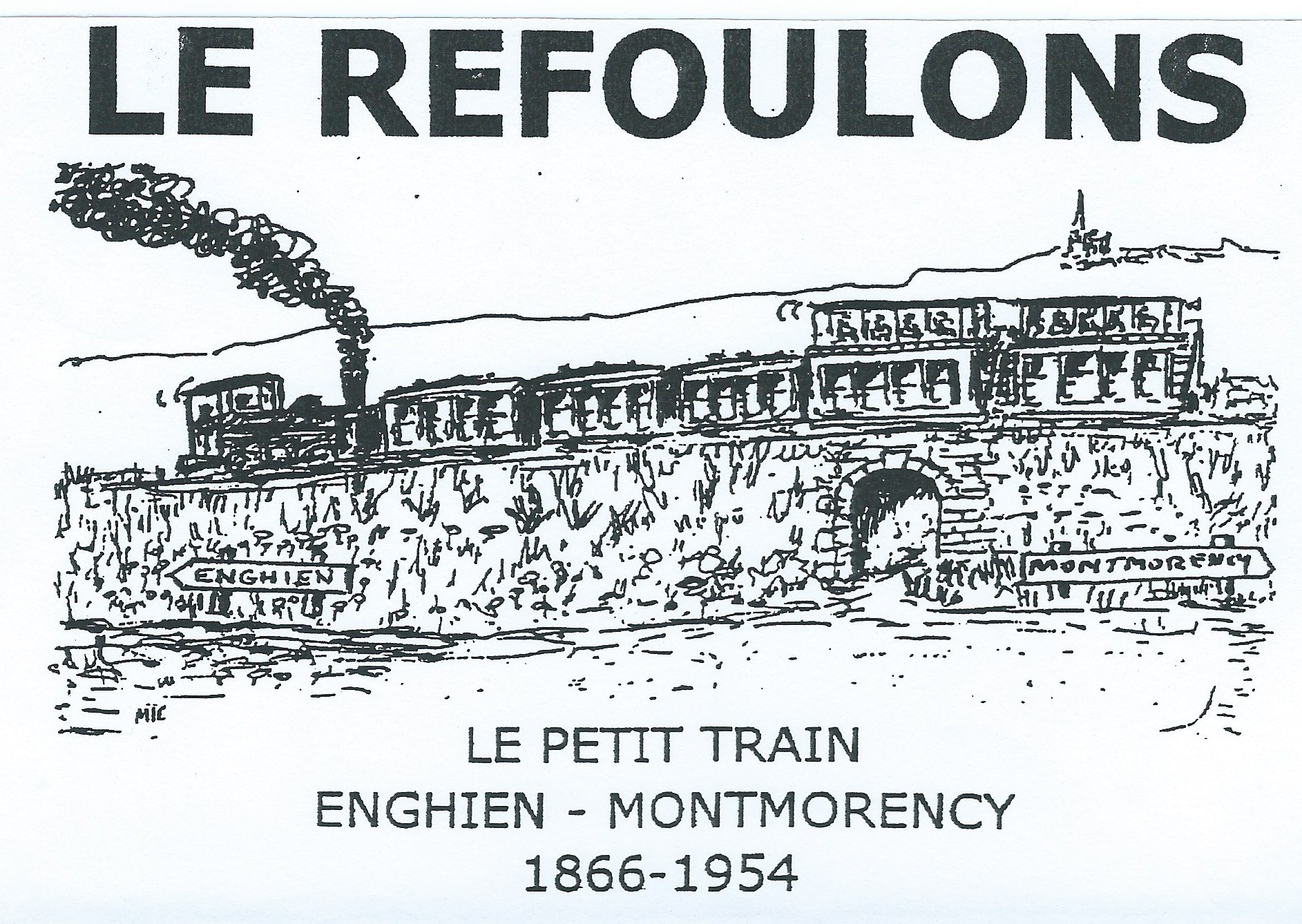 Le refoulons