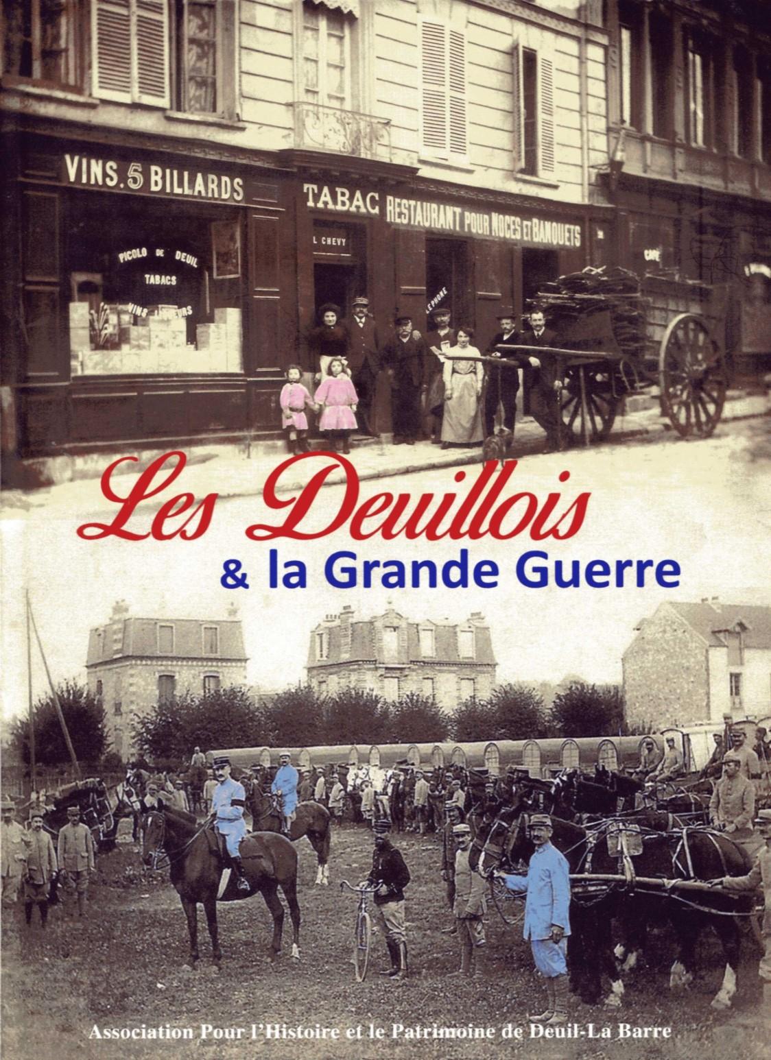Les Deuillois et la Grande Guerre