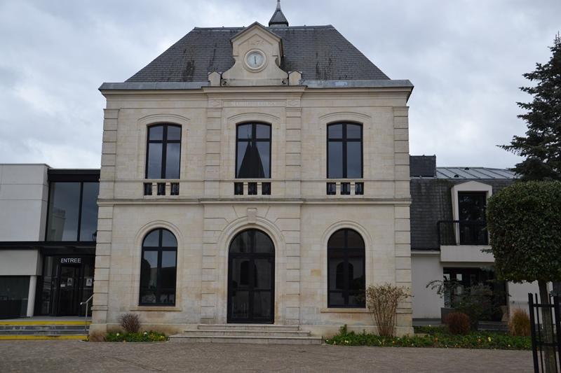 Mairie du Plessis-Bpuchard