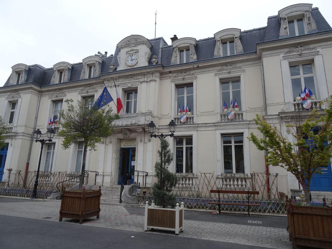 Mairie de Saint-Leu-la-Forêt