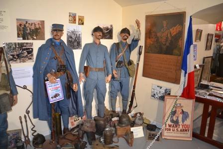 Fort de Cormeilles - Musée