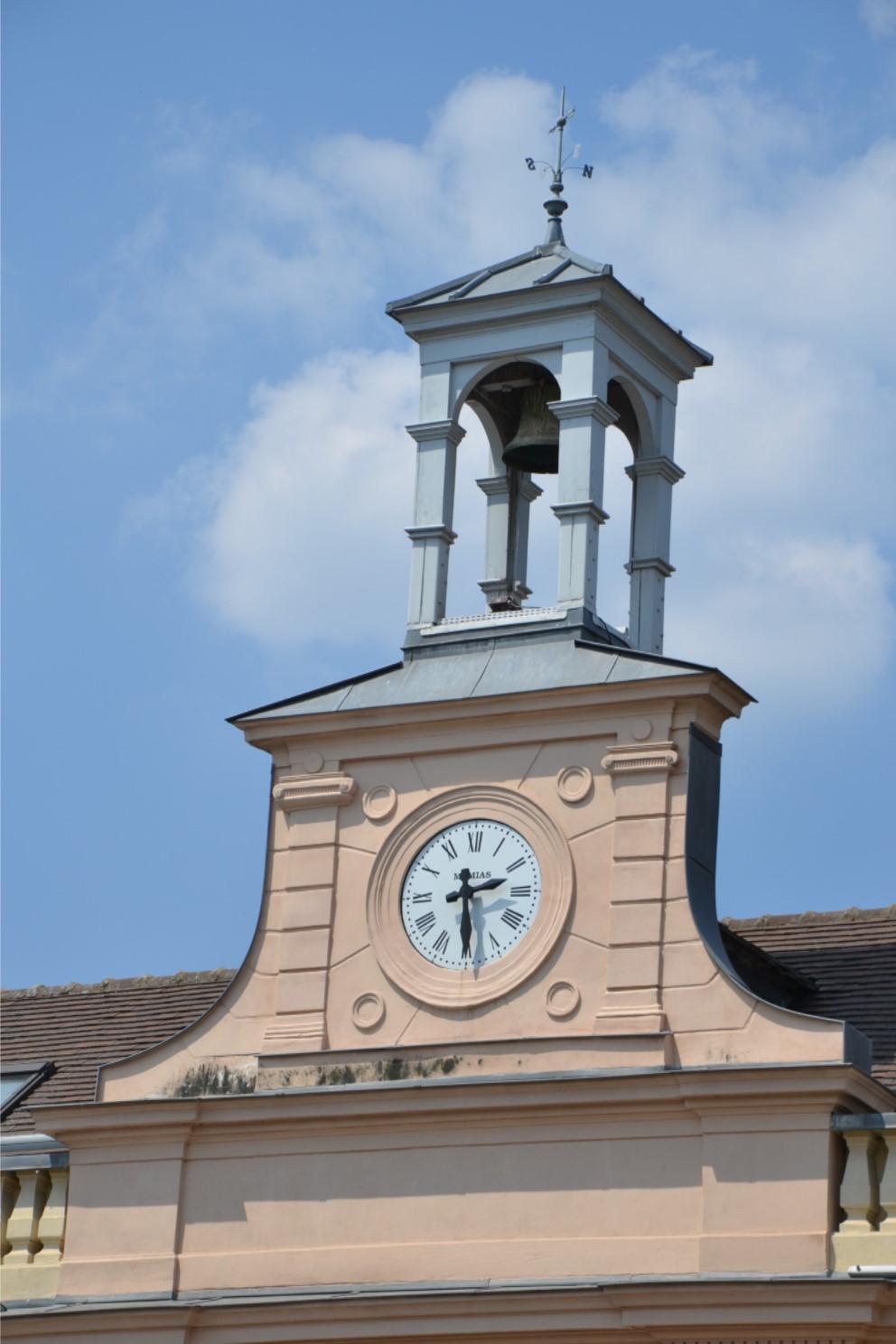 Le clocheton de l'Auditoire de Montmorency