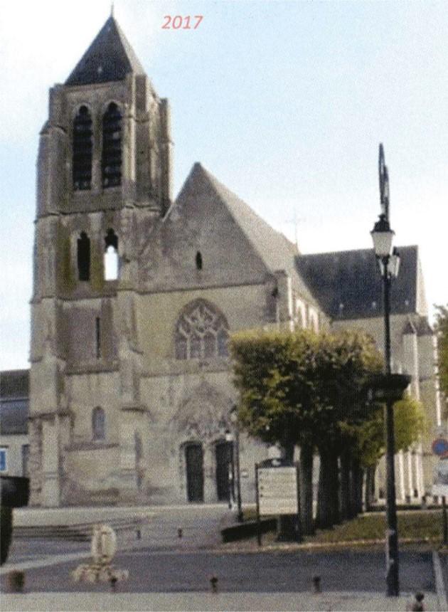 Eglise de Bessancourt - Extrait de