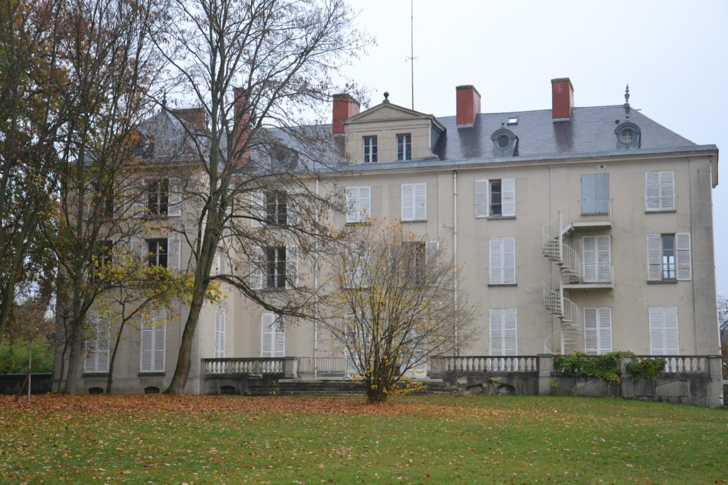 Château de Maugarny