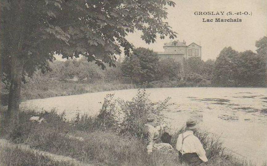 Carte Postale Lac Marchais