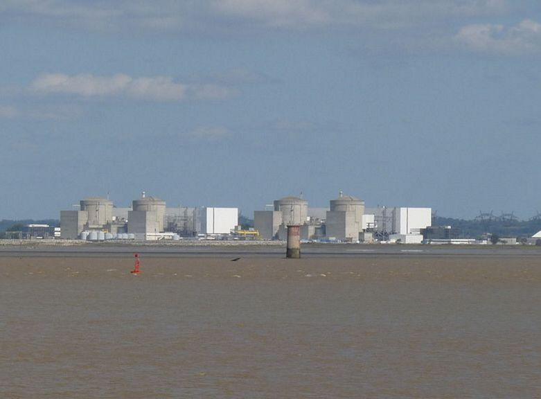 Centrale nucléaire de Blayais