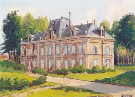 Château de Cernay à Ermont