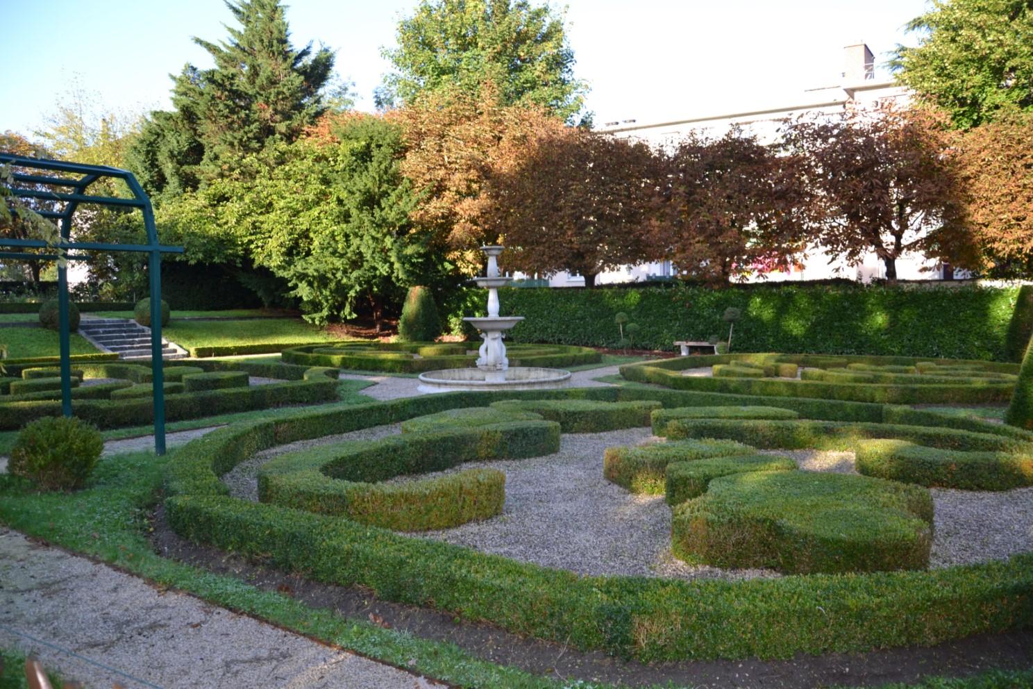 Parc du château Cadet de Vaux