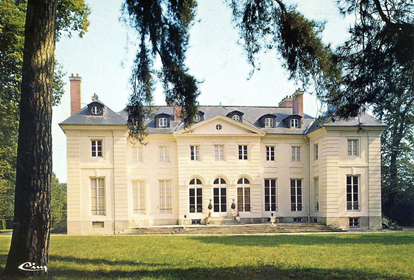 Château de la Chesnaie à Montmorency