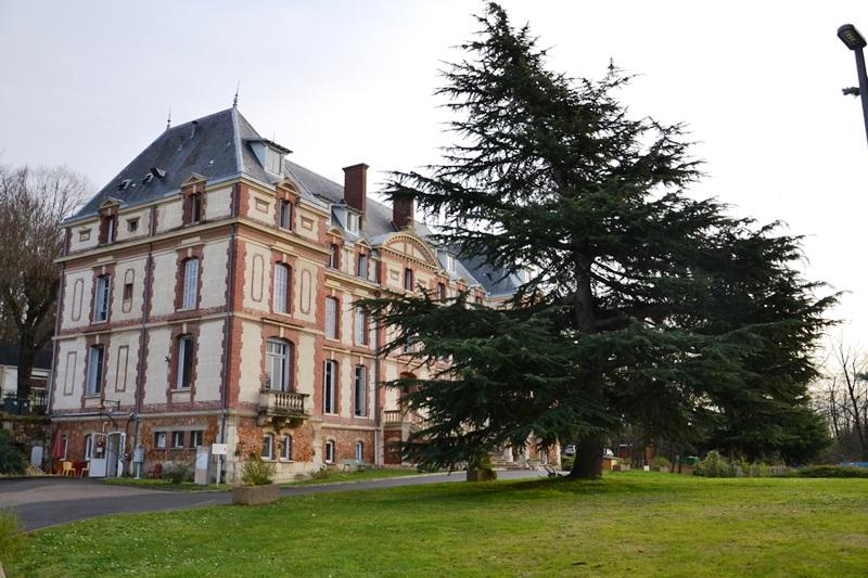 Château de la Croix Rouge à Margency