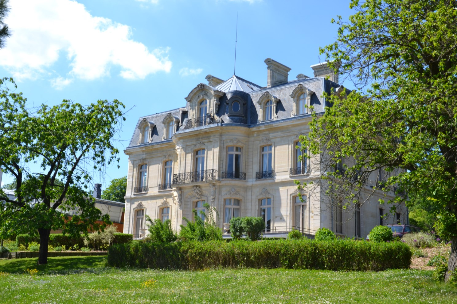 Château de la Tuyolle à Taverny