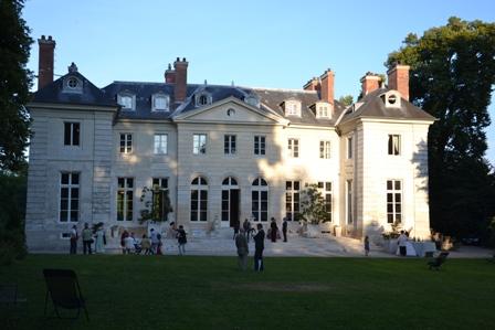 Château de la Chesnaie