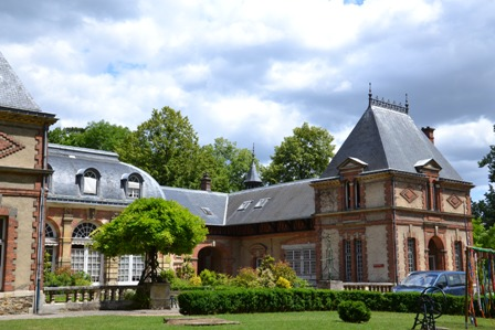 Dépendances du château du Duc de Dino