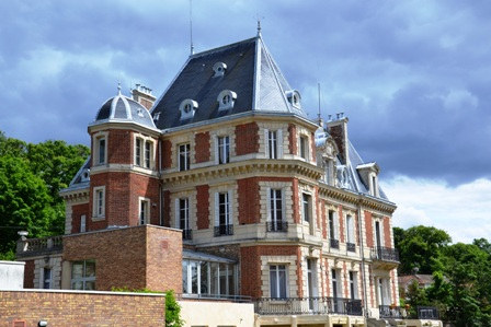 chateau du gaz andilly valmorency