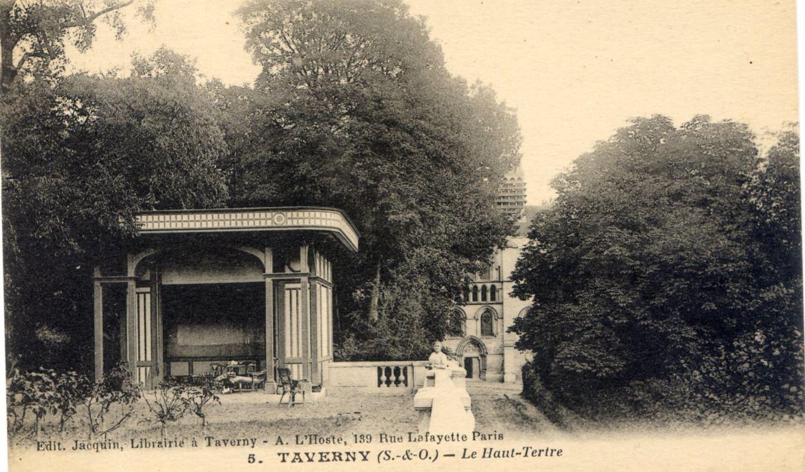 Parc du Château du Haut-Tertre