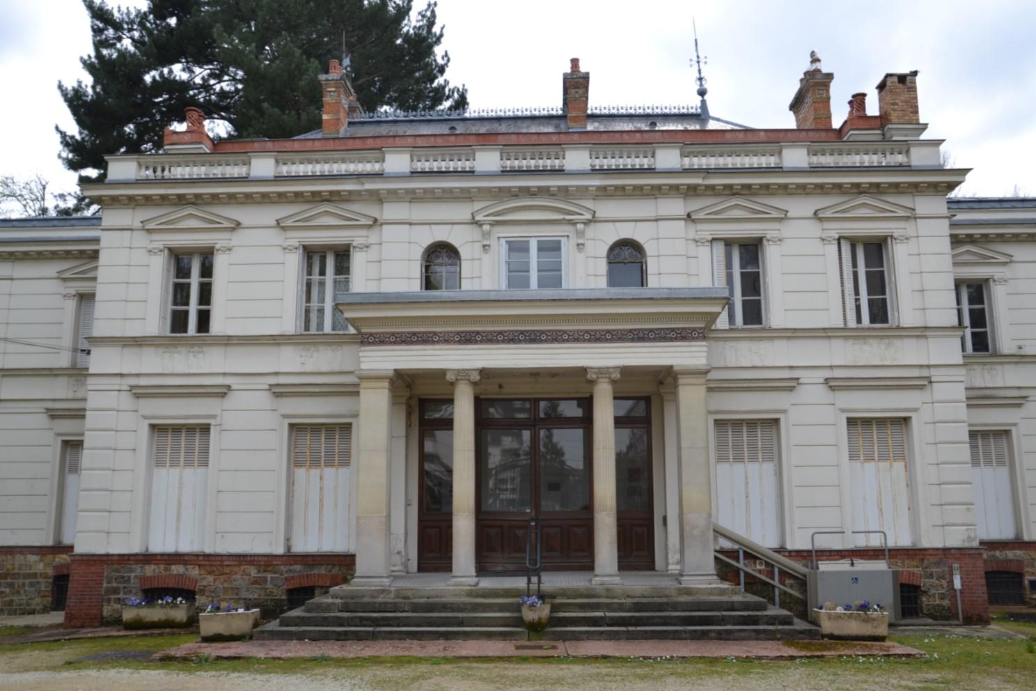 Le Château Philipson à Eaubonne