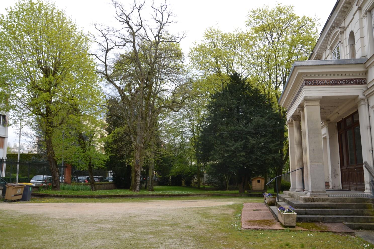 Château Philipson à Eaubonne