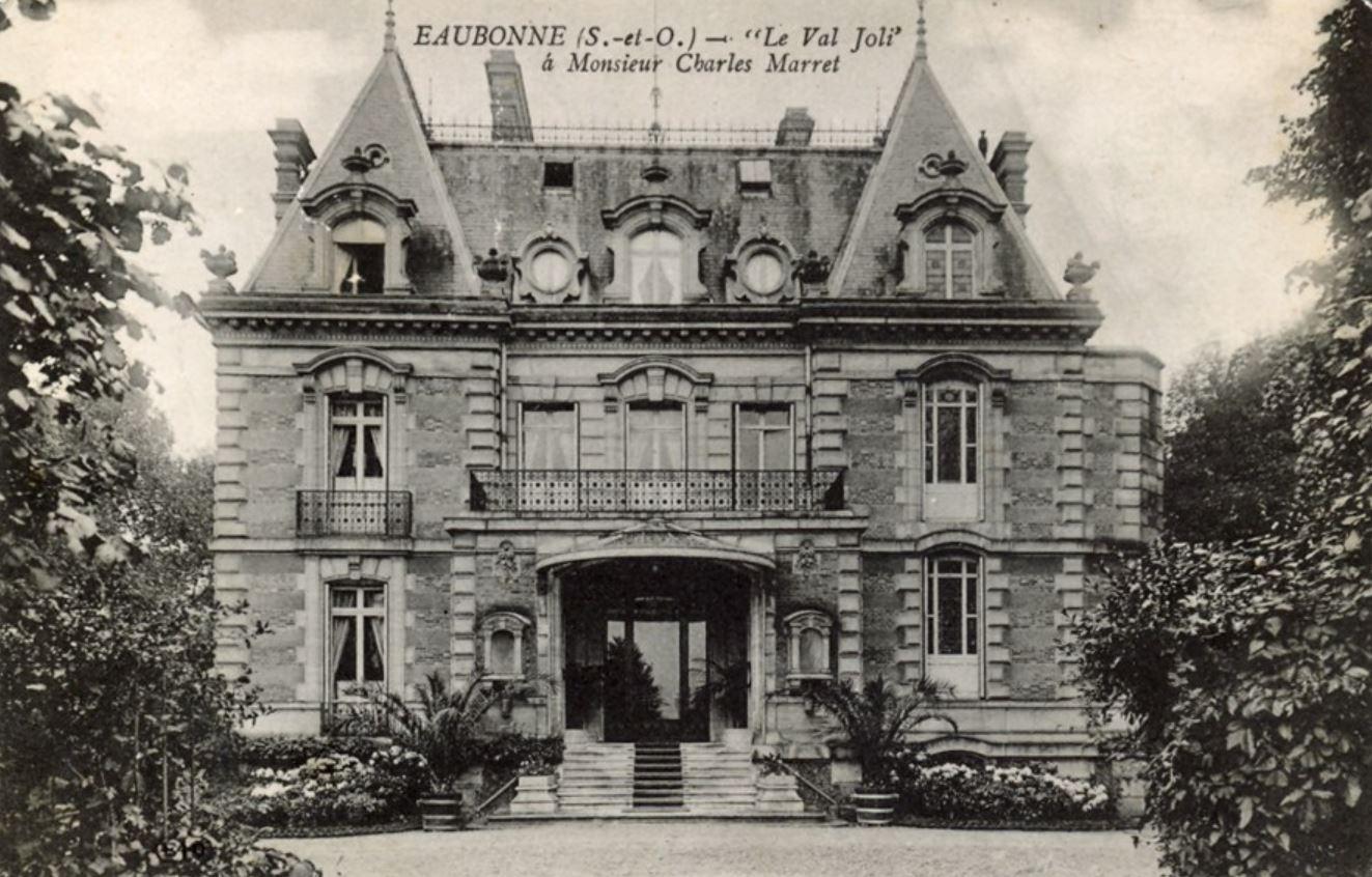 Château du Val Joli à Eaubonne
