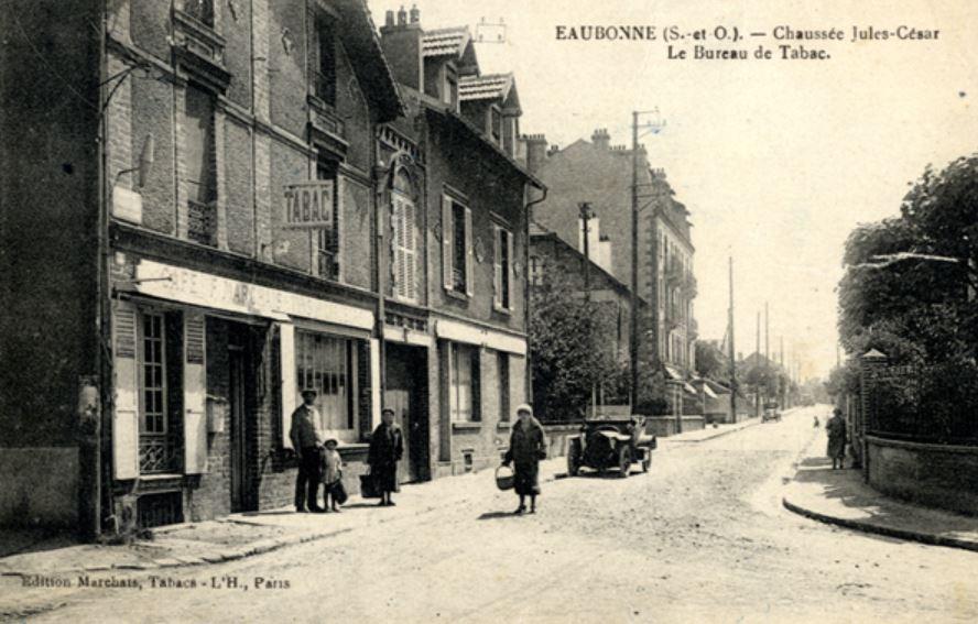 Eaubonne - Chaussée Jules César