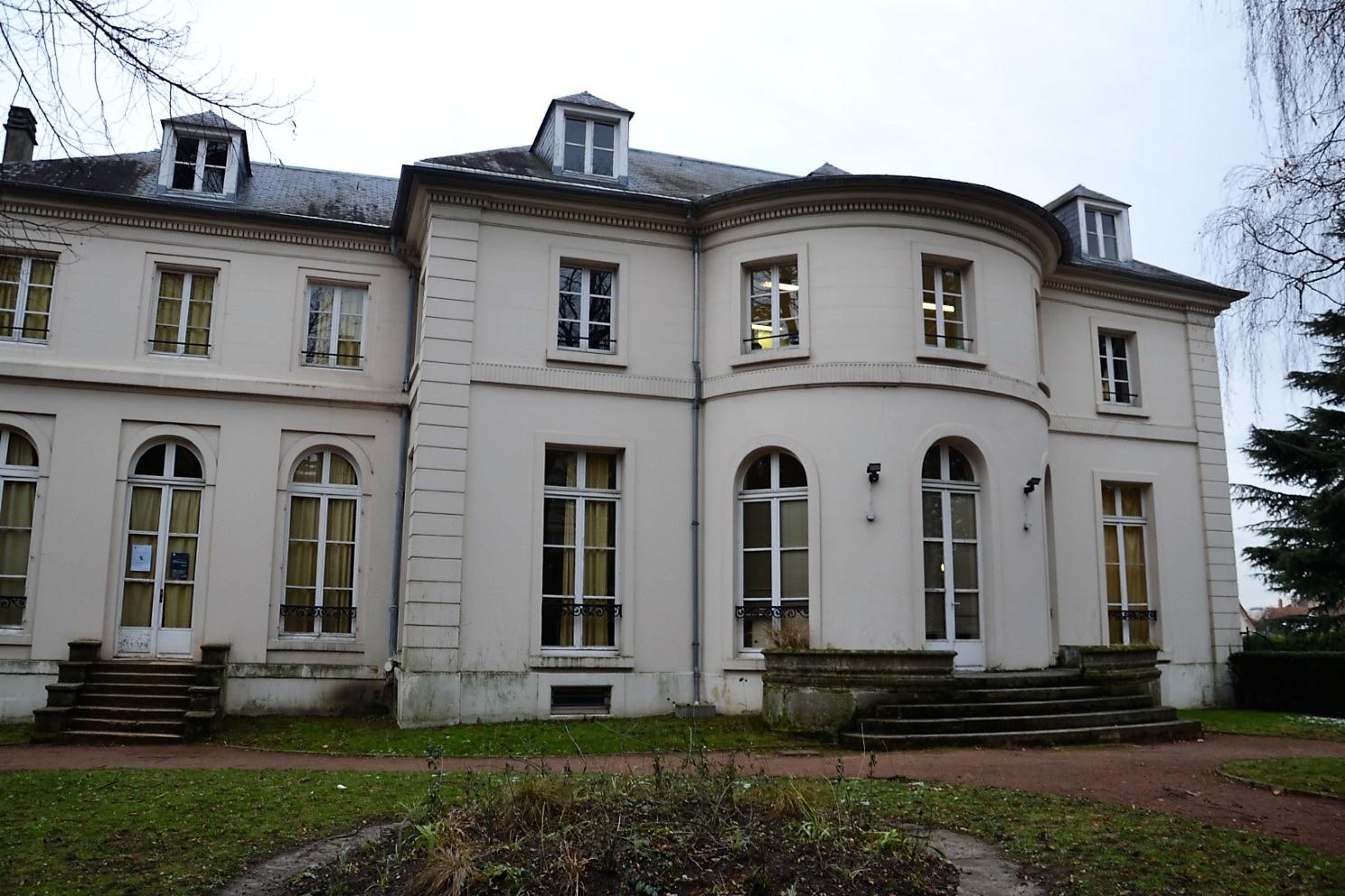 Château du Clos de l'Olive à Eaubonne