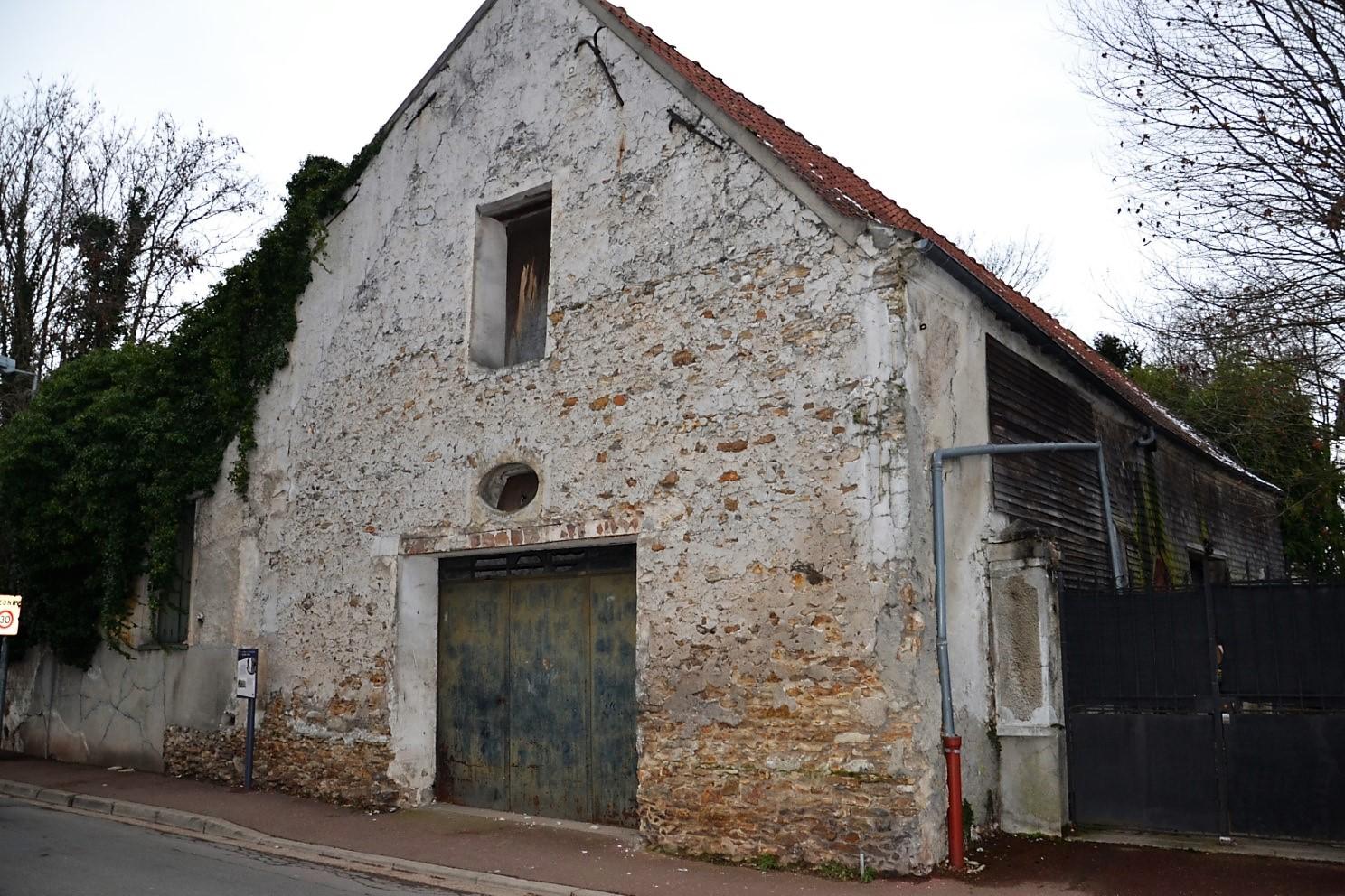Grange du Clos de l'Olive à Eaubonne