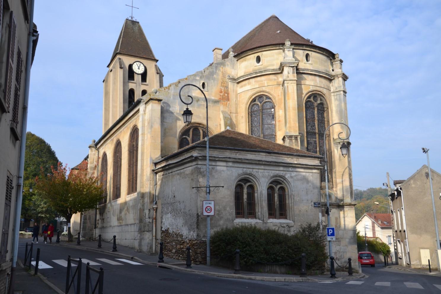 Eglise Saint-Martin de Groslay
