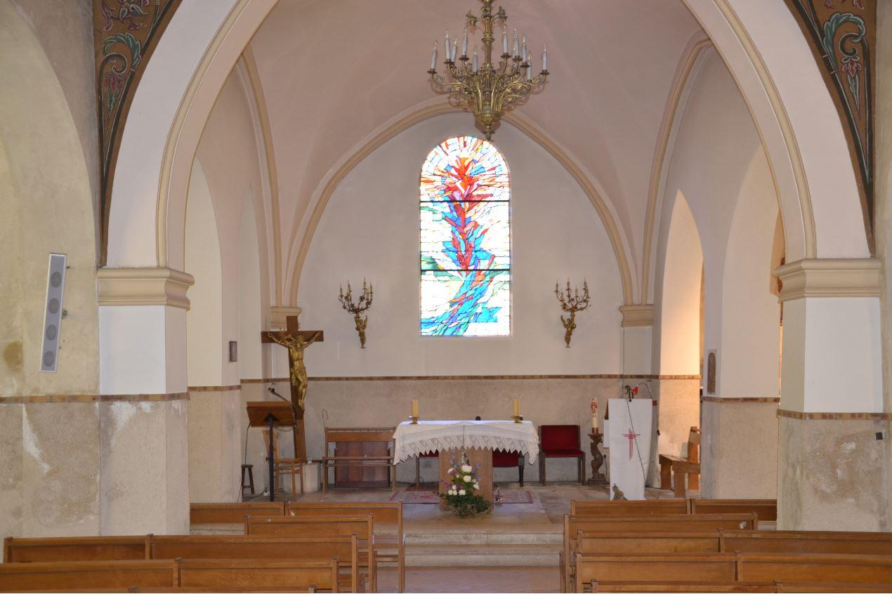 Eglise de Montlignon