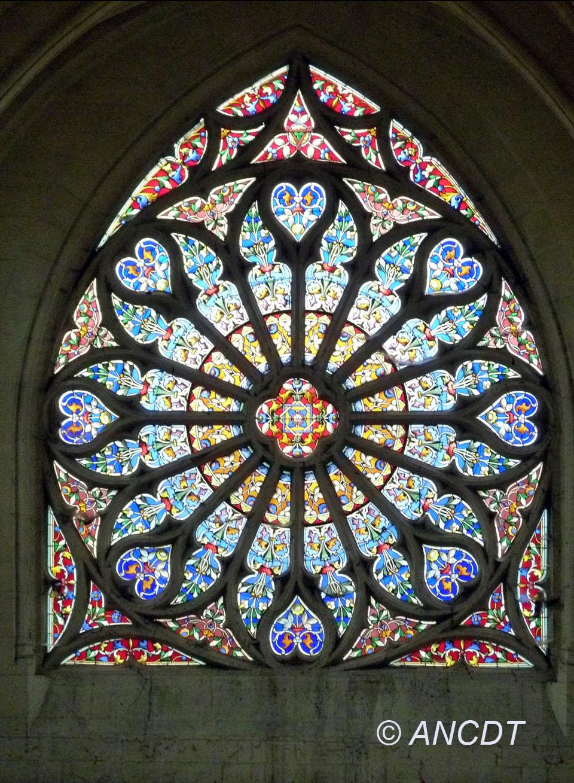 Eglsie de taverny (photo : Association Culturelle Notre-Dame de Taverny)