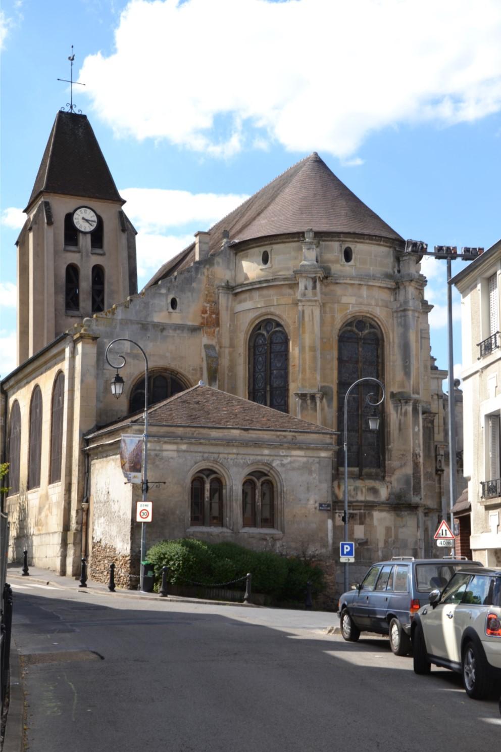 Eglise de Groslay