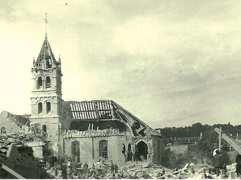 Deuil la Barre le 4 octobre 1944