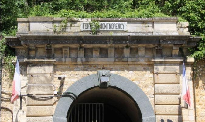 Fort de Montmorency (photo site internet Ville de Montmorency)