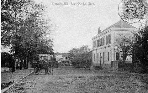 Gare de Franconville