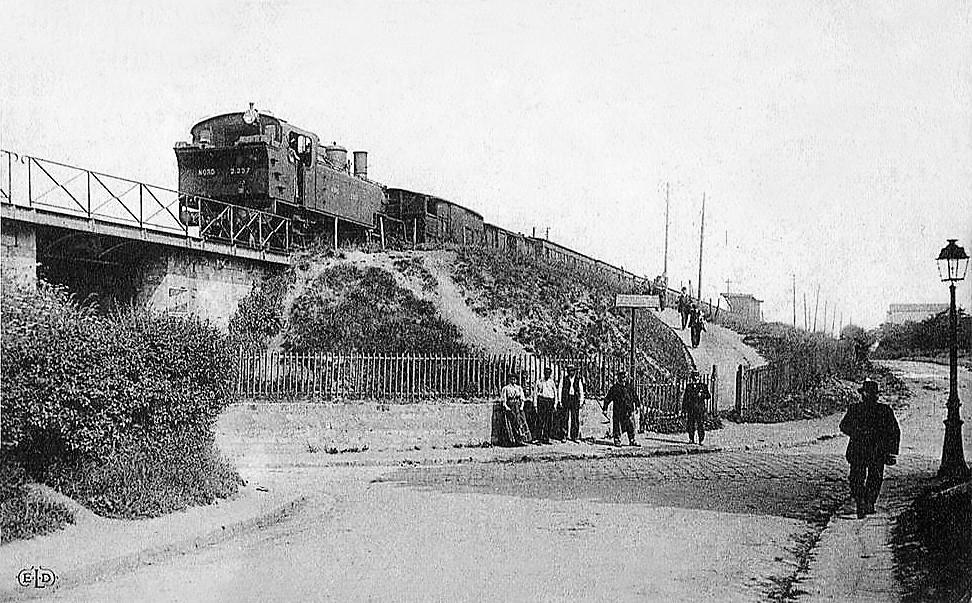 Gare de Cernay - Ermont