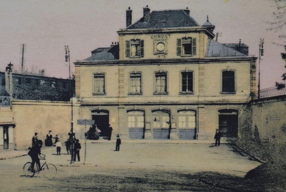 Gare d'Ermont-Eaubonne